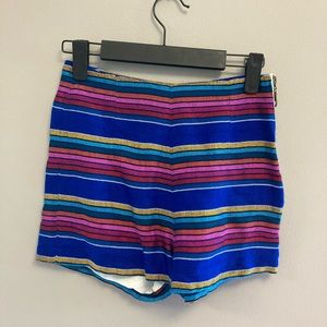 2 for $75 | Free People | Kenny Cotton Shorts | XS